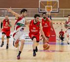 Inicio arrollador del Basket Navarra