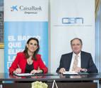 CaixaBank y la CEN renuevan su convenio con una línea de financiación de 850 millones