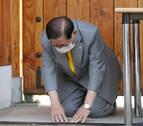 El líder de una polémica secta surcoreana pide perdón por la extensión del coronavirus
