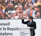 Puigdemont pide preparar un