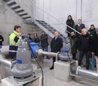 Arazuri ya cuenta con una nueva estación de bombeo de aguas residuales