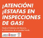 Consejos del Gobierno para evitar estafas en las inspecciones del gas