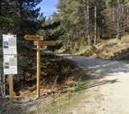 Vidángoz oferta cinco rutas de BTT y dos sectores de escalada