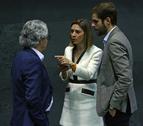 Elena Llorente y Miguel Olza, compromisarios navarros para la Asamblea General de Ciudadanos