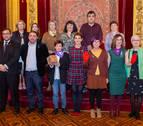 Navarra reconoce con el Premio Berdinna la labor de la Asociación Lunes Lilas