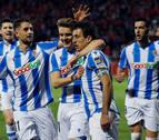 La Real rompe el sueño del Mirandés y jugará la final de Copa 32 años después
