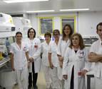 Así se rastrean las muestras en busca del coronavirus en Navarra