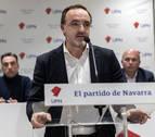 Javier Esparza: &quotAnte la ausencia de acción política atacan a UPN