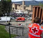 Más de 200 voluntarios participan en el dispositivo de la Cruz Roja