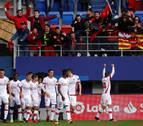 El Mallorca gana en Eibar su primer partido a domicilio