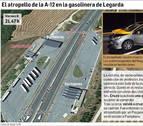 Legarda reclama un paso elevado en el punto del atropello en la A-12