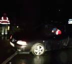 Tres imputados por alcoholemia en accidentes en Cascante, Anotz y Artajona