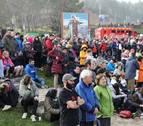Termina la primera Javierada de 2020 con 5.400 peregrinos en la misa