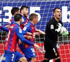 Champions y descenso se citan en Ipurua