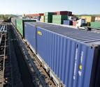 Navarra potenciará el transporte ferroviario de mercancías