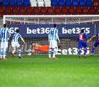 La Real asalta la Champions y deja en un aprieto al Eibar