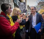Jordi Turull sale de la cárcel para trabajar en un despacho de abogados