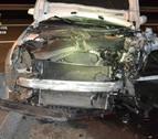Detenido un vecino de Navarra por un accidente en La Rioja en el que falleció un hombre