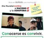 Buñuel acoge una actividad contra el racismo y el miedo a las personas migrantes