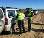 La Guardia Civil detiene al autor de robos de gasóleo en la zona de Estella