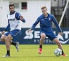 La suspensión de LaLiga afecta a los partidos de Osasuna ante la Real y el Atlético