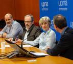 La UPNA ofrece formación a estudiantes de bachilleratos internacionales e investigación