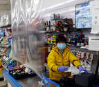 Los negocios chinos, primeros en cerrar