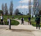 Se prohíbe salir a pasear y hacer ejercicio en la calle, bajo sanción