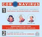 Navarra hará la prueba de coronavirus sólo a los casos más graves