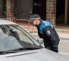 La Policía Municipal de Tudela aplicará una mayor rigidez en el control de viandantes