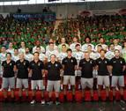 Anaitasuna estudia un ERTE que afectará al equipo profesional de la Liga Asobal