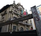 Se trabaja en los contratos de San Fermín con dudas de si dará tiempo