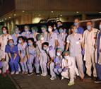 Se elevan a 219 los profesionales sanitarios de Navarra con coronavirus