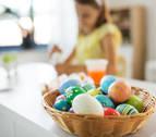 Huevos de Pascua, una manualidad para preparar una Semana Santa casera
