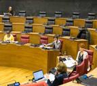 Tramitados los 3 proyectos de ley del Gobierno, que se debatirán la próxima semana