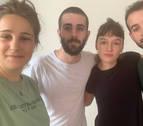Dos estudiantes navarros, atrapados en Buenos Aires