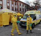 Navarra suma 14 nuevos fallecimientos y alcanza los 2.000 casos confirmados de coronavirus
