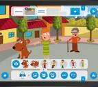 Una app para crear cuentos con niños