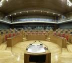 El Parlamento de Navarra celebra el viernes un pleno y sólo asistirán 12 personas
