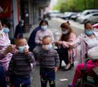 Repunte de casos importados en China, que no registra contagios locales