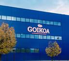 Embutidos Goikoa dona material de protección al CHN y a la residencia de Sangüesa