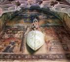 Las imágenes que ha ganado el Claustro de la catedral de Pamplona