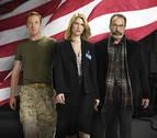 Una serie: 'Homeland', espías y marines