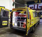 DYA renovará 11 ambulancias, 8 vehículos de rescate y 3 unidades de enfermería