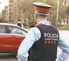 Tres jóvenes, detenidos en Figueres por robo e intento de violación