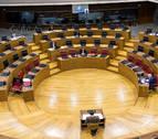 Apoyo unánime del Parlamento a las medidas urgentes del Gobierno foral