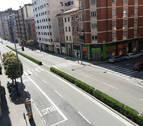 El tráfico en los accesos a Pamplona ha descendido más de un 70%