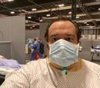 El paciente 18-9.15 de Ifema es pamplonés
