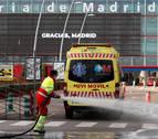 España registra el máximo de fallecidos por coronavirus en un día con 849 víctimas