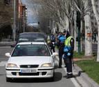 4.434 propuestas de sanción en tres semanas en Navarra